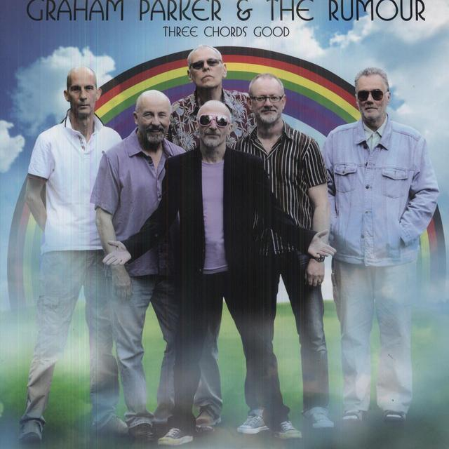 Graham Parker & Rumour THREE CHORDS GOOD Vinyl Record