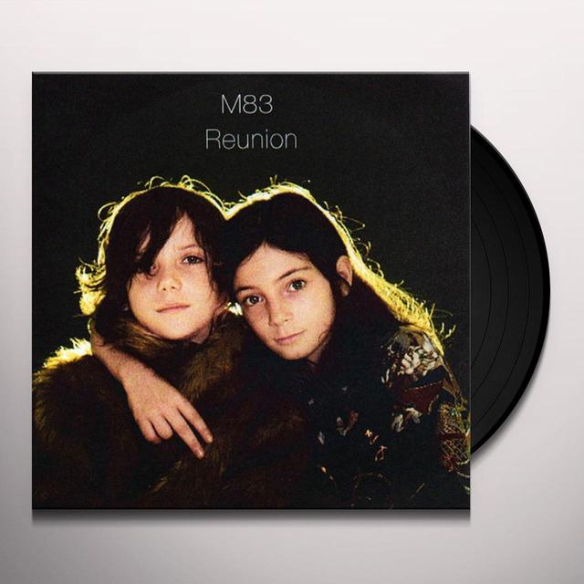 M83 REUNION Vinyl Record - Limited Edition, Remix