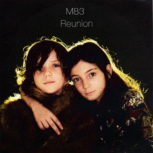 M83 REUNION Vinyl Record - Limited Edition, Remix
