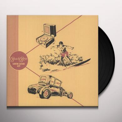 The Beach Boys SURFIN SAFARI Vinyl Record - Limited Edition, 180 Gram Pressing