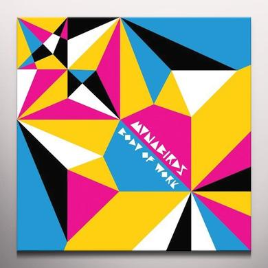 The Mynabirds BODY OF WORK Vinyl Record - Colored Vinyl, Limited Edition