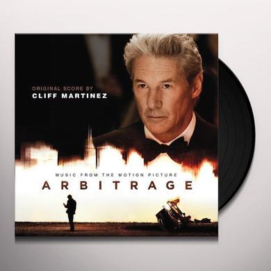 Cliff Martinez ARBITRAGE (SCORE) / O.S.T. Vinyl Record