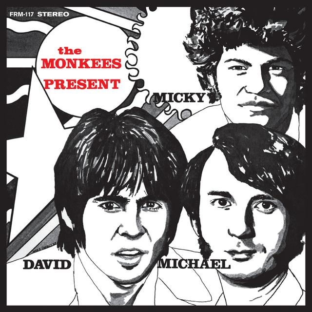MONKEES PRESENT Vinyl Record - Colored Vinyl, Limited Edition, 180 Gram Pressing