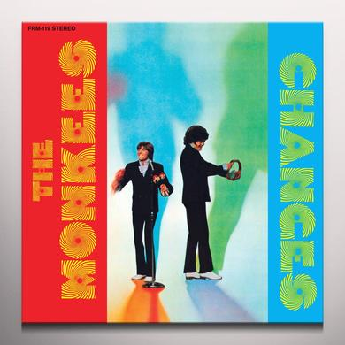 The Monkees CHANGES Vinyl Record - Colored Vinyl, Limited Edition, 180 Gram Pressing