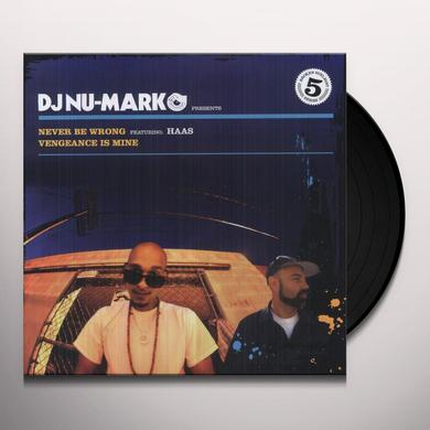 Dj Nu-Mark BROKEN SUNLIGHT 5 Vinyl Record