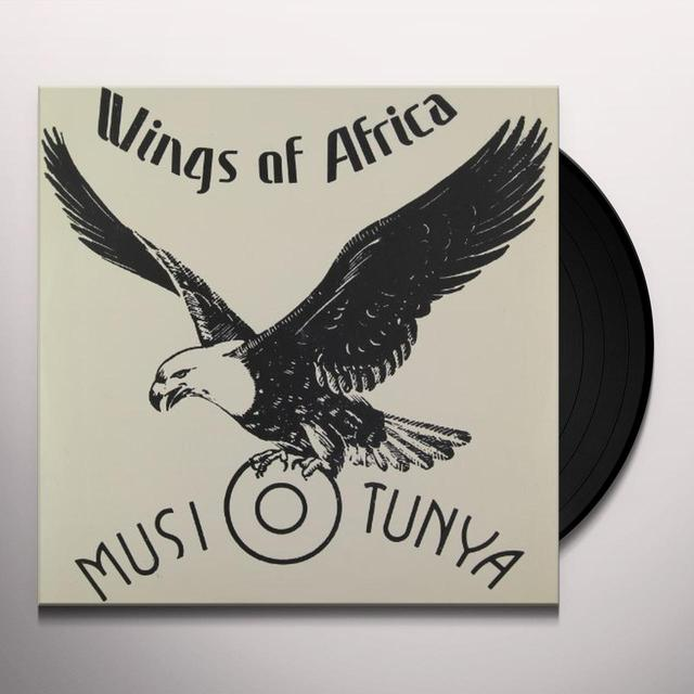 Rikki Llilonga & Musi-O-Tunya WINGS OF AFRICA Vinyl Record