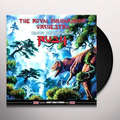 Royal Philharmonic Orchestra PLAYS THE MUSIC OF RUSH Vinyl Record