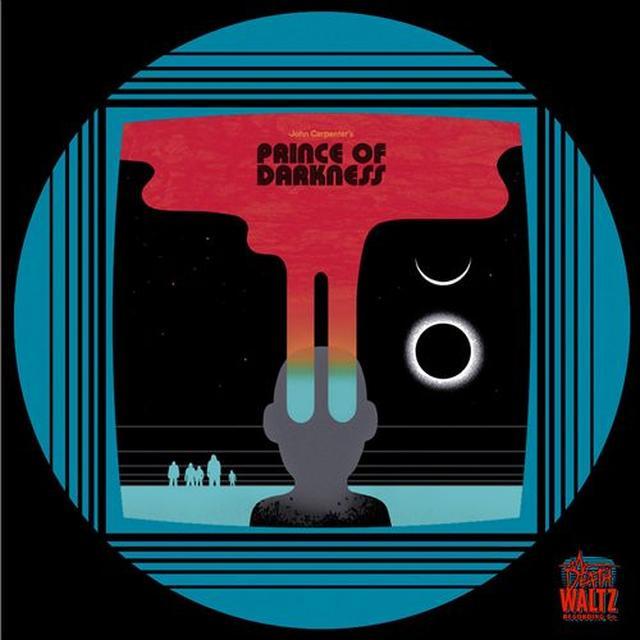 John Carpenter / Alan Howarth PRINCE OF DARKNESS (Vinyl)