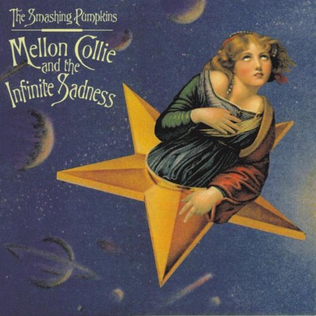The Smashing Pumpkins MELLON COLLIE & THE INFINITE SADNESS Vinyl Record - Remastered, Reissue