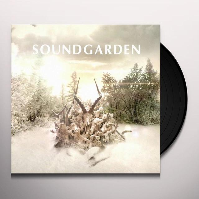 Soundgarden KING ANIMAL Vinyl Record