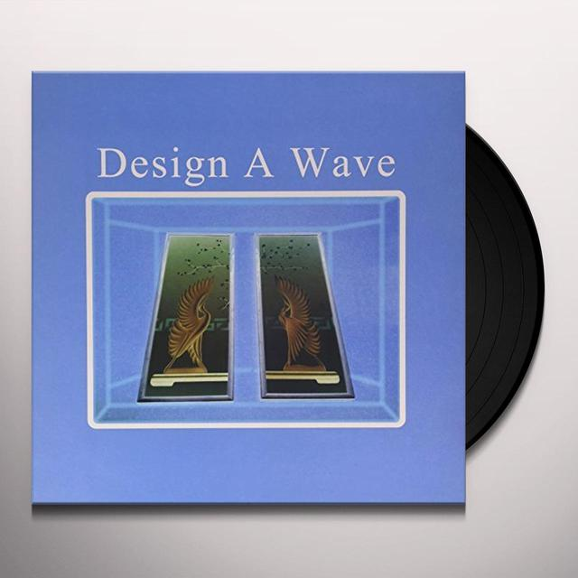 Design A Wave LIVE ON YOUR YARD Vinyl Record
