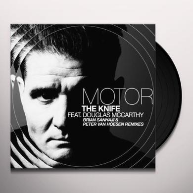 Motor KNIFE Vinyl Record
