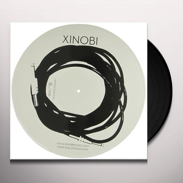 Xinobi HATE THE SOUND OF GUITARS Vinyl Record