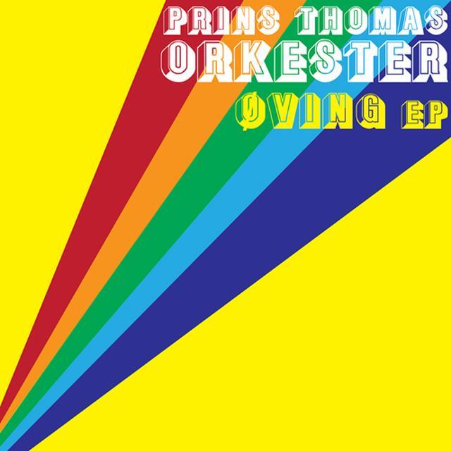 Prins Thomas Orkester OVING Vinyl Record