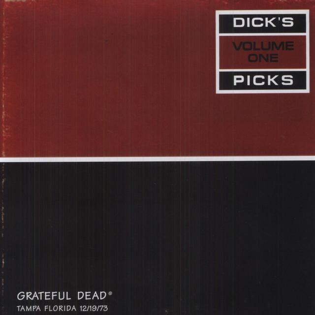 Grateful Dead DICK'S PICKS 1 Vinyl Record - 180 Gram Pressing