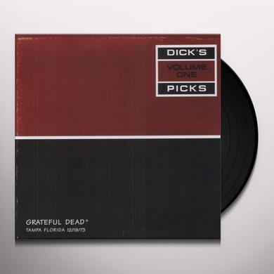 Grateful Dead DICK'S PICKS 1 Vinyl Record - 180 Gram Pressing