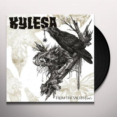 Kylesa FROM THE VAULTS 1 Vinyl Record