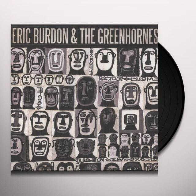 ERIC BURDON & THE GREENHORNES Vinyl Record