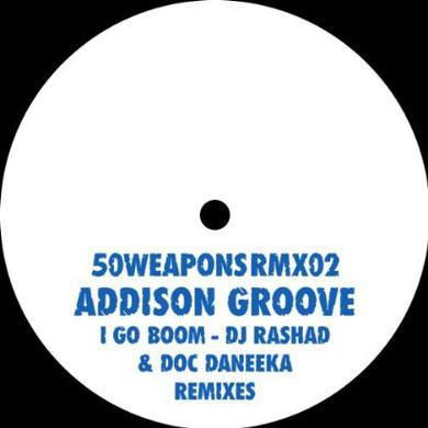 Addison Groove I GO BOOM Vinyl Record