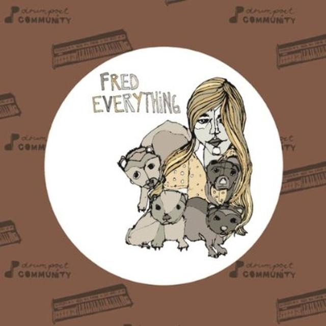 Fred Everything CIRCLES (EP) Vinyl Record