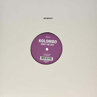 Kolombo DON'T BE SHY Vinyl Record