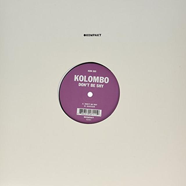 Kolombo DON'T BE SHY Vinyl Record