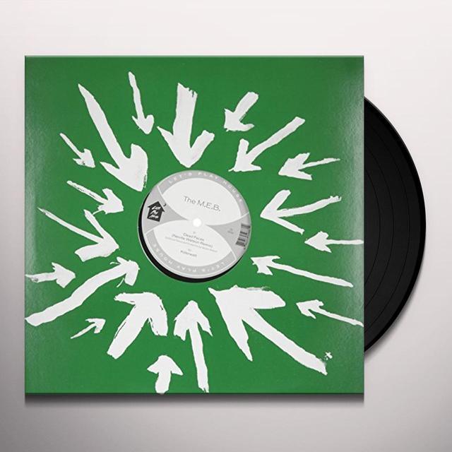 M.E.B. DEAD FACES Vinyl Record