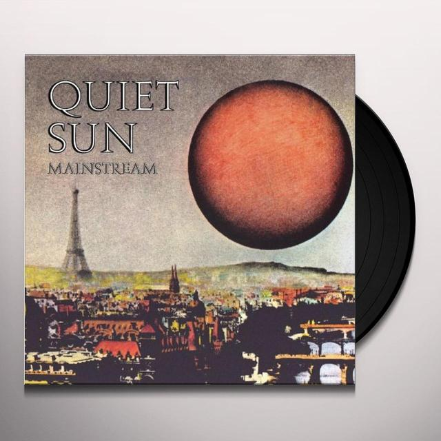 Quiet Sun MAINSTREAM Vinyl Record