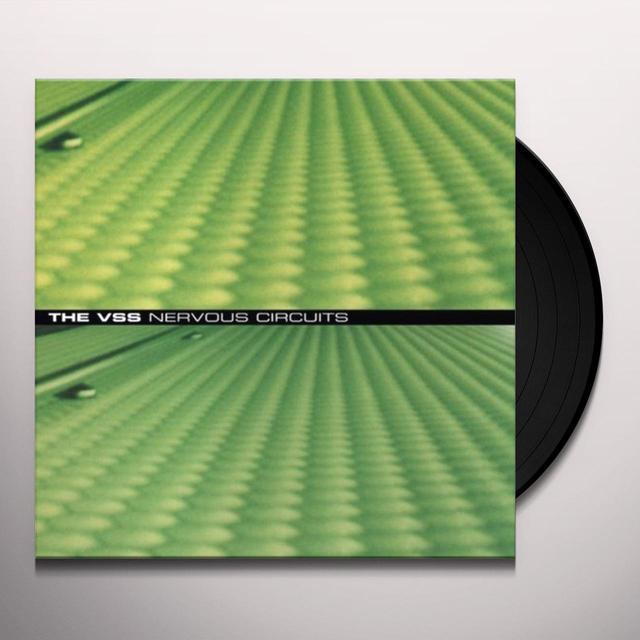 Vss NERVOUS CIRCUITS & 25:37 Vinyl Record - Reissue