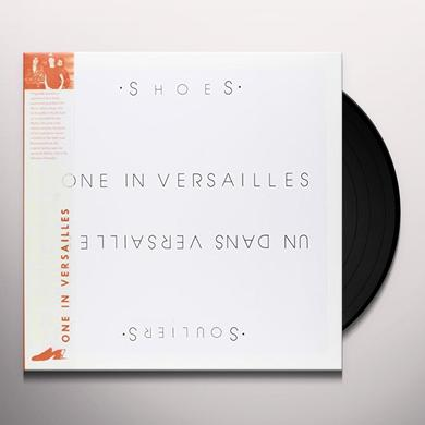 Shoes ONE IN VERSAILLES Vinyl Record - Remastered
