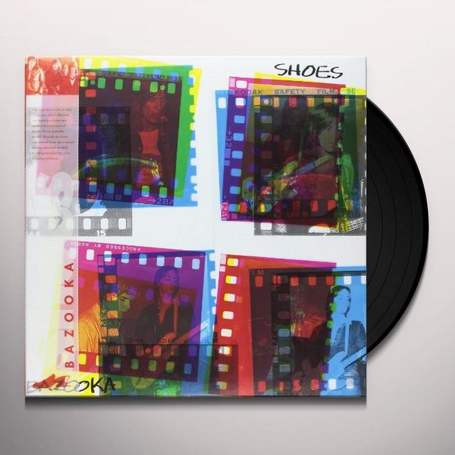 Shoes BAZOOKA Vinyl Record - Remastered