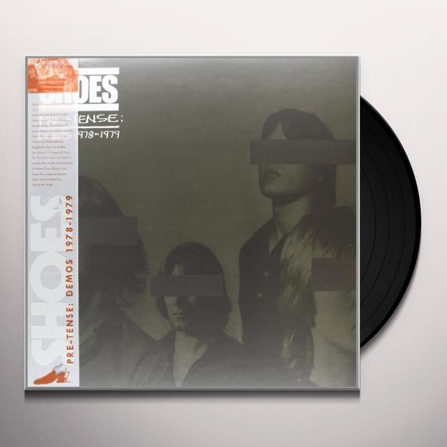 Shoes PRESENT TENSE DEMOS Vinyl Record