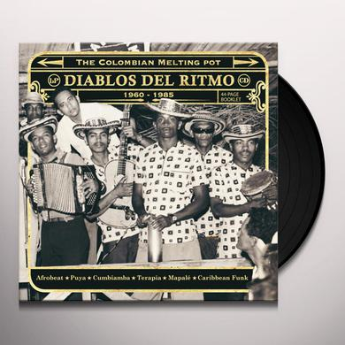 DIABLOS DEL RITMO: COLOMBIAN MELTING POT 1 / VAR Vinyl Record