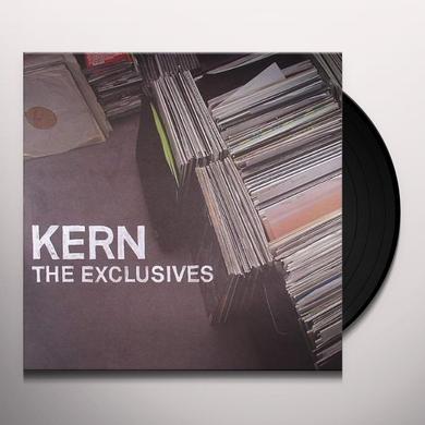 Dj Deep KERN 1: EXCLUSIVES Vinyl Record