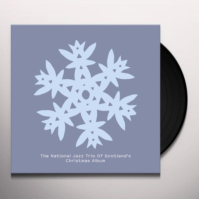 NATIONAL JAZZ TRIO OF SCOTLAND'S CHRISTMAS ALBUM Vinyl Record