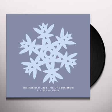 NATIONAL JAZZ TRIO OF SCOTLAND'S CHRISTMAS ALBUM Vinyl Record