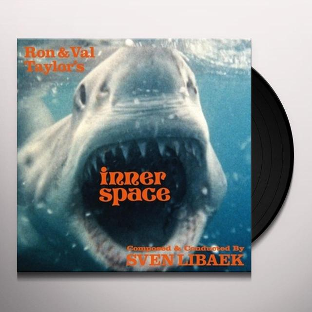 Sven Libaek INNER SPACE Vinyl Record - 180 Gram Pressing, Remastered
