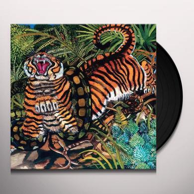 Three Second Kiss TASTYVILLE Vinyl Record