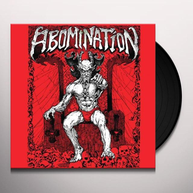 Abomination DEMOS Vinyl Record