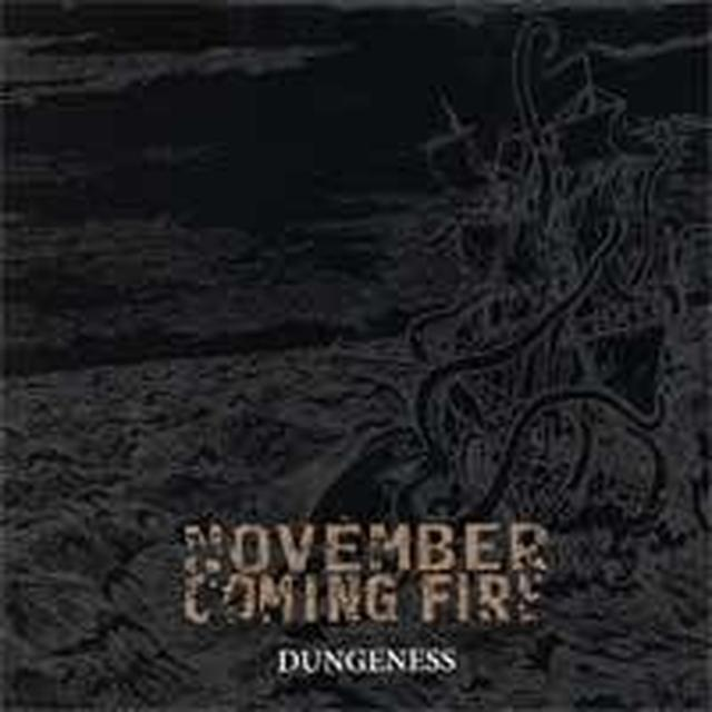 November Coming Fire DUNGENESS Vinyl Record - UK Import