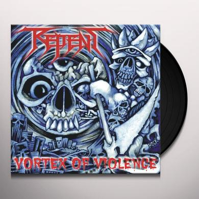 Repent VORTEX OF VIOLENCE Vinyl Record - UK Release