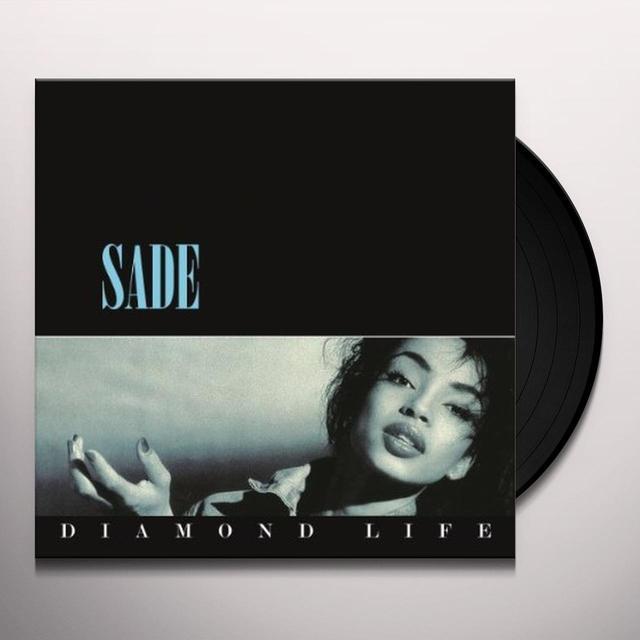 Sade DIAMOND LIFE Vinyl Record
