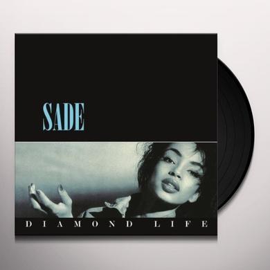 Sade DIAMOND LIFE Vinyl Record - Holland Import
