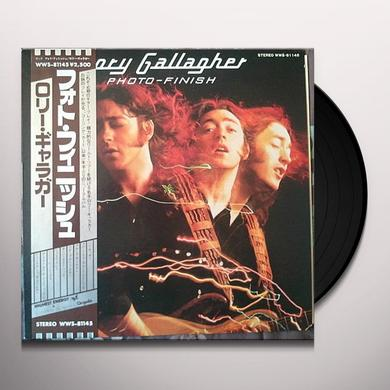 Rory Gallagher PHOTO FINISH Vinyl Record