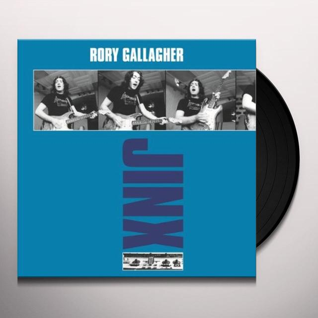 Rory Gallagher JINX Vinyl Record - Canada Import