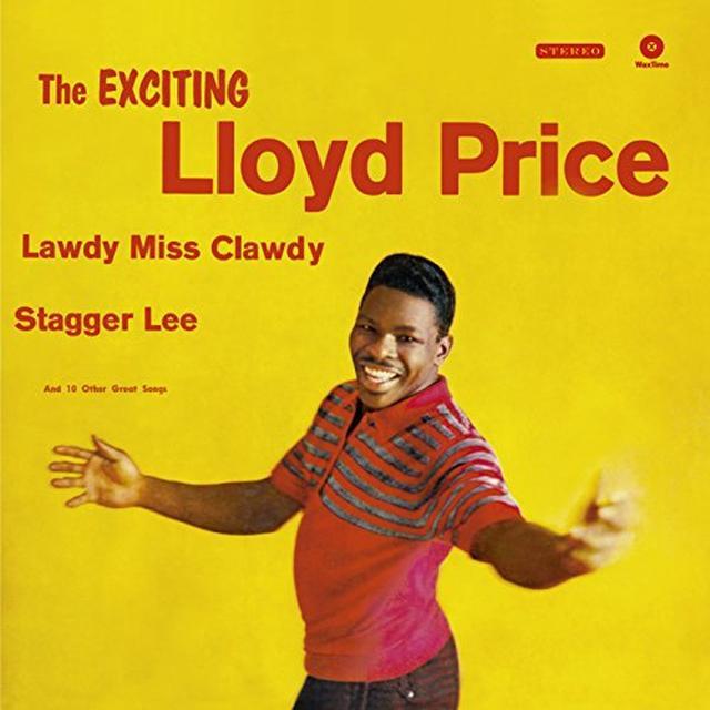 LLOYD PRICE Vinyl Record