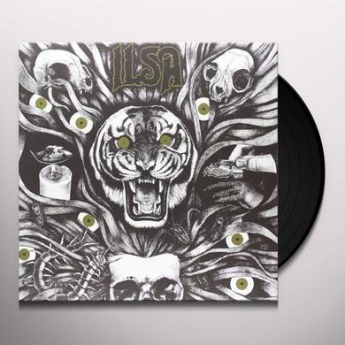 ILSA INTOXICANTATIONS Vinyl Record - Limited Edition