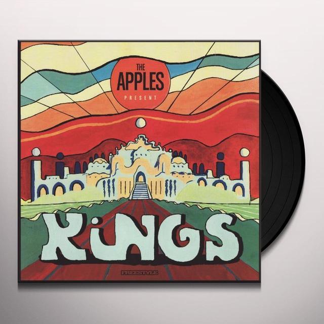 Apples KINGS Vinyl Record