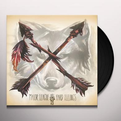 Major League HARD FEELINGS Vinyl Record
