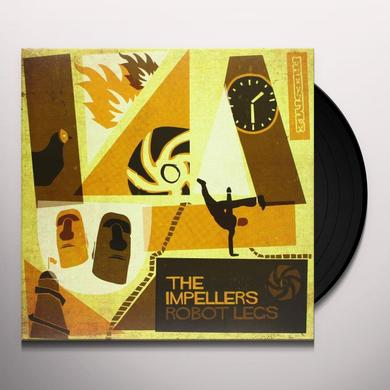 The Impellers ROBOT LEGS Vinyl Record
